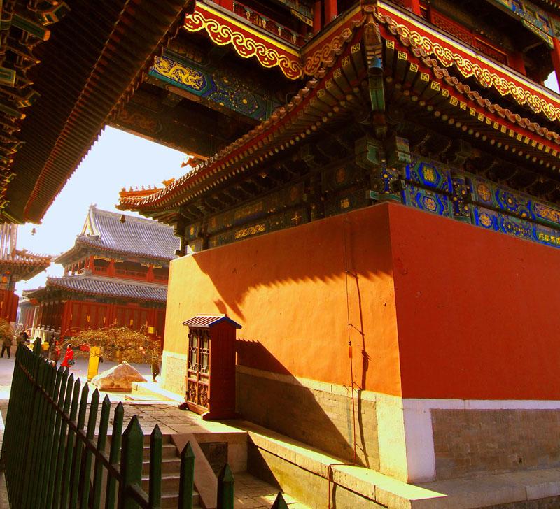 Heiße chinesische Galerie